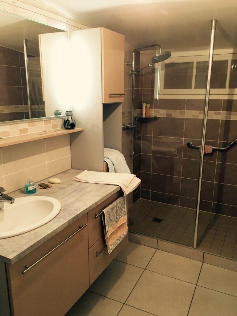 salle de bain conception à Rennes