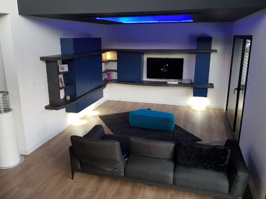 Home Cinema sur mesure Rennes