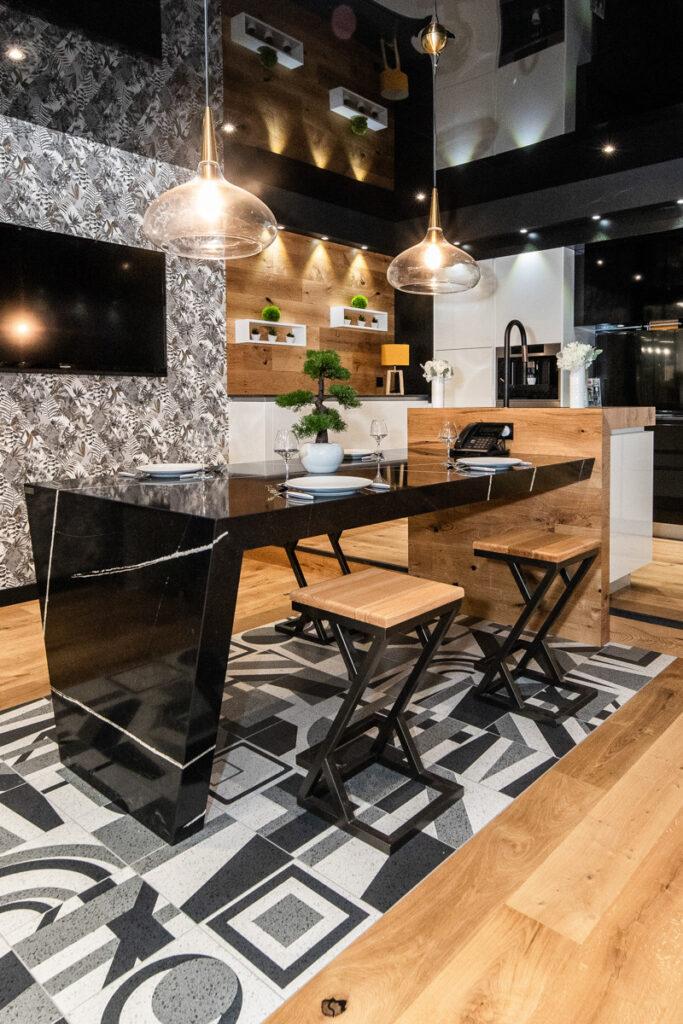 Cuisine et mobilier sur mesure Rennes